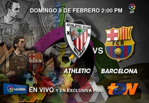 Athletic vs Barca