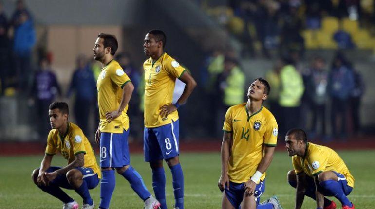 Paraguay derrota a Brasil