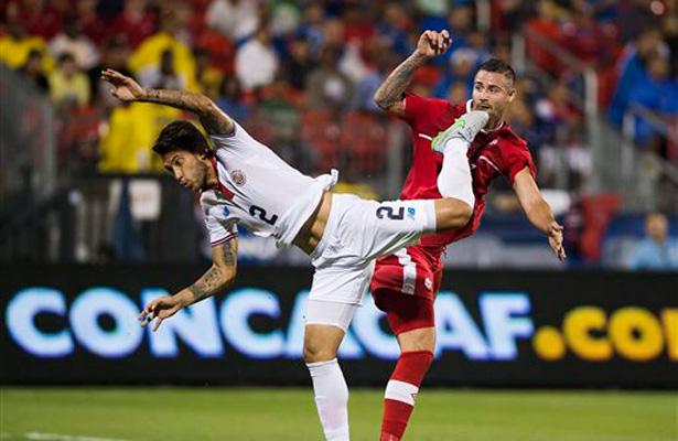 Canadá vs Costa Rica