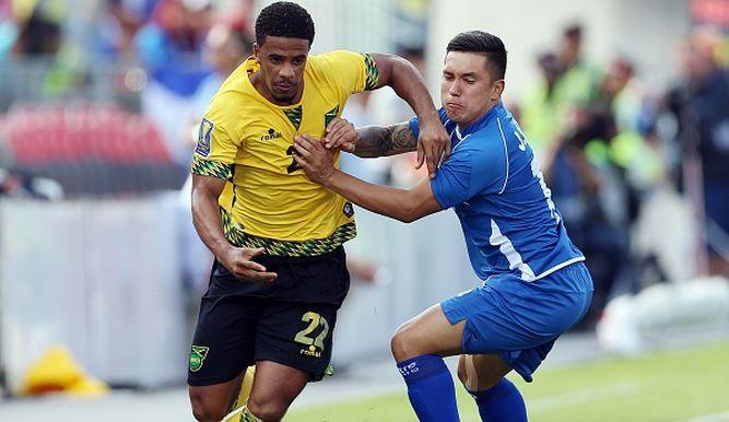 Jamaica vs El Salvador