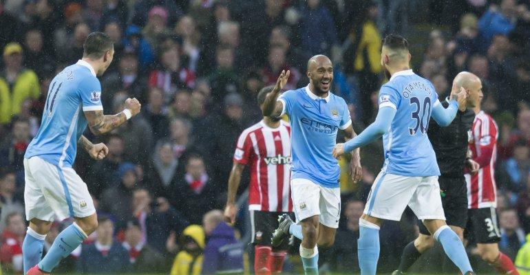 Manchester City vence a Southampton