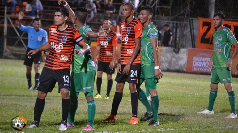 7Águila vs Dragón Fecha 1 Apertura 2015