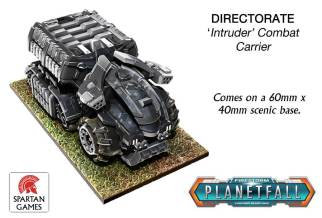 Directorate Combat Carrier - PFBB01