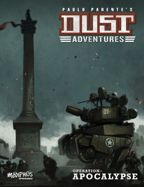 Dust - (c) Battlefront