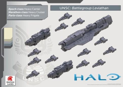 Halo - (c) Spartan Games