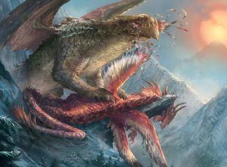 Pinion-Feast-Dragons-of-Tarkir-MtG-Art
