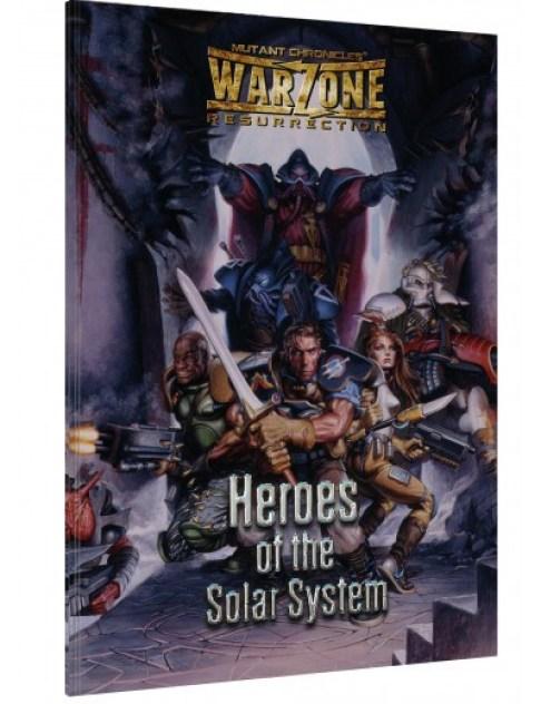 Heroes of the Solar System enthält viele Regeln, um einen eigenen Warlord zu erschaffen.