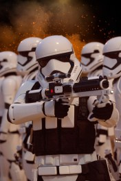 Star Wars: The Force Awakens First Order Stormtroopers Ph: David James © 2015 Lucasfilm Ltd. & TM. All Right Reserved..