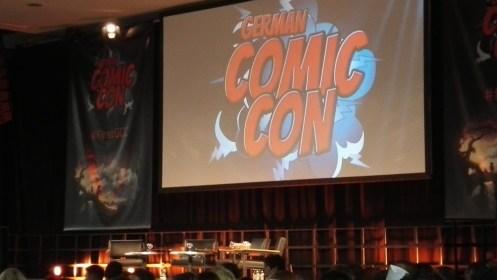 Stars auf der German Comic Con., Dortmund