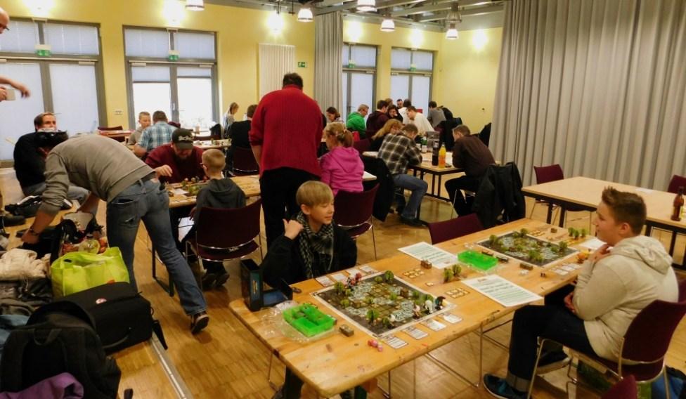Morpheus 30 - Auch Turniere gab es, hier Krosmaster