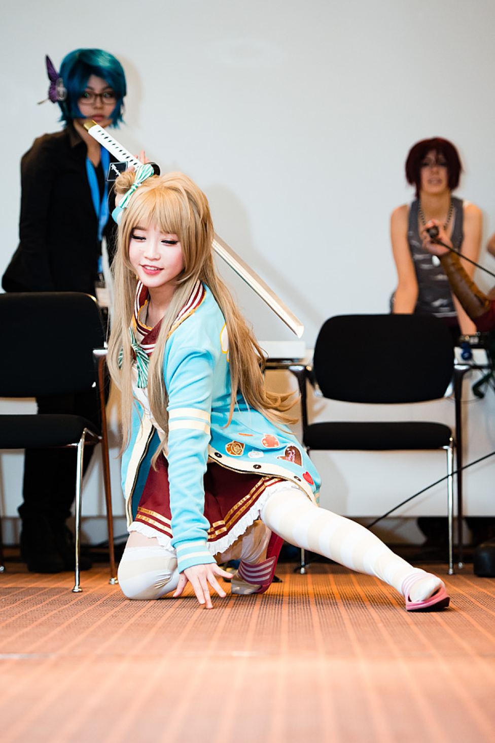 Workshop - Cosplay Posing - Tomia