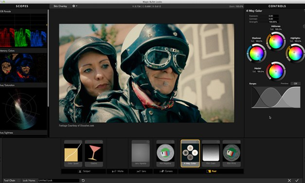 Red Giant Magic Bullet Suite Review Part 1