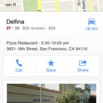 Google Maps iOS Business Listing