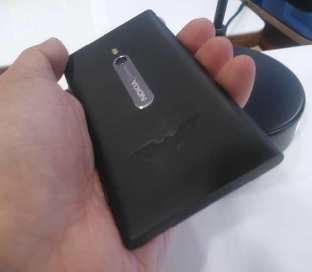 Lumia 800 + Batman = VITORIA