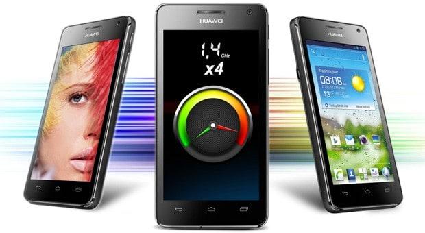 Divulgação - Huawei Ascend G615