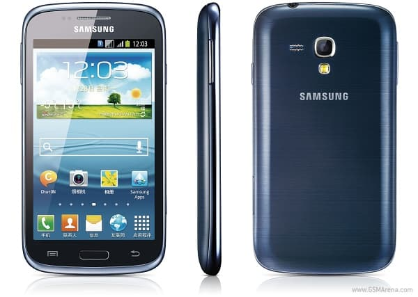 Galaxy Duos dual chip