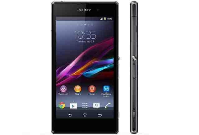 Melhores smartphones do Brasil - Xperia Z1