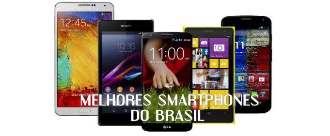 melhores smartphones do brasil
