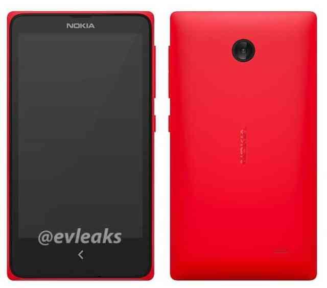 Nokia X - Normandy