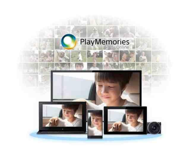 PlayMemories-Online