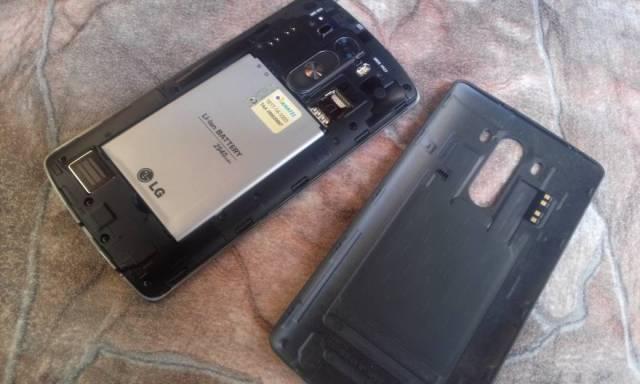 review LG G3 - bateria