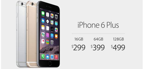 iphone 6 plus preço
