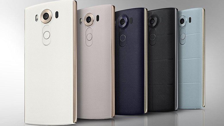 LG V10 trás câmera equivalente a do LG G4 inclusive com recursos manuais.