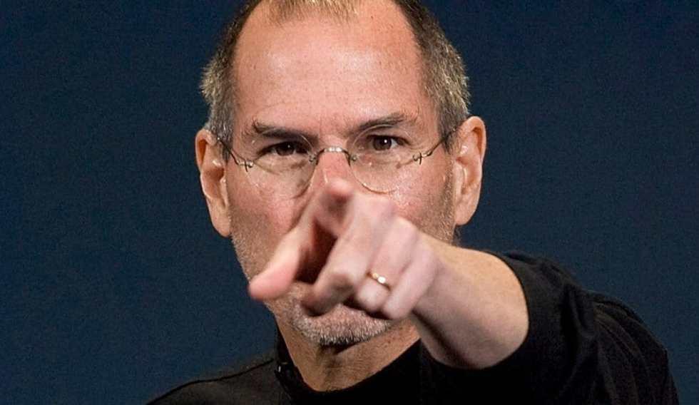 Steve Jobs iPhone SE
