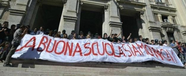 Scuola, la Cgil Csil e Uil in sciopero il 23 maggio. Ma i Cobas protestano il 12