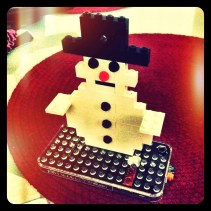 Lego iPhone case...