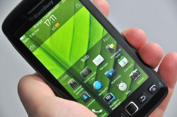 BlackBerry Torch 9860 - 7