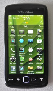 BlackBerry Torch 9860 - 8
