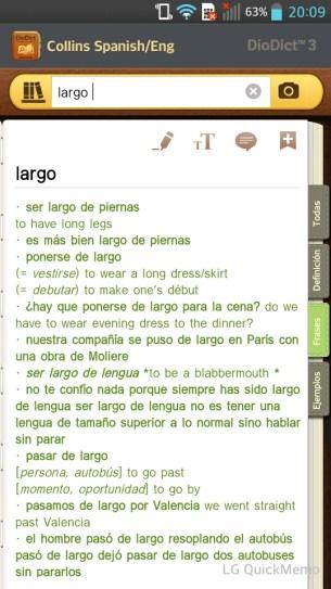 App Diccionario