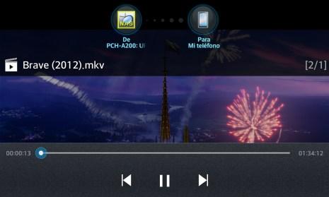 LG Optimus G: SmartShare