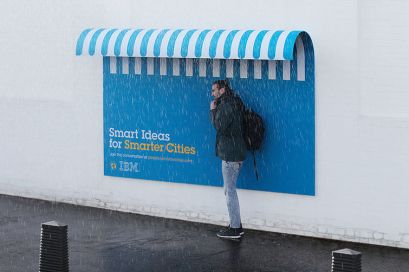 Publicidad de IBM