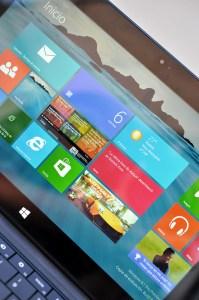 Microsoft Surface Pro - pantalla 3