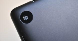 Google Nexus 7 (2013) - camara