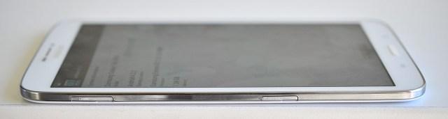 Samsung Galaxy Tab 3 8.0 - izquierda
