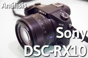 Sony DSC-RX10 - Analisis