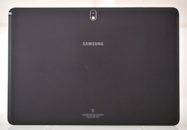Samsung Galaxy NotePRO - Atras