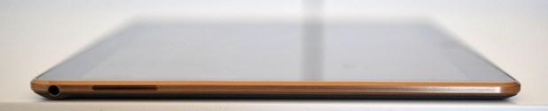 Samsung Galaxy Tab S - Izquierda