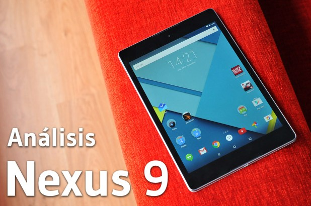 Nexus 9 - Analisis