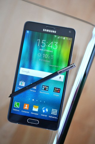 Samsung Galaxy Note 4 - 7