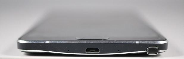 Samsung Galaxy Note 4 - Abajo