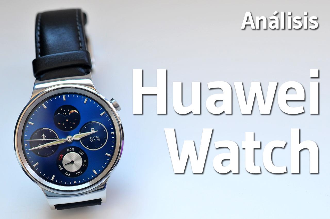 Huawei Watch - 1