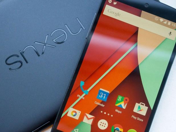 nexus y android
