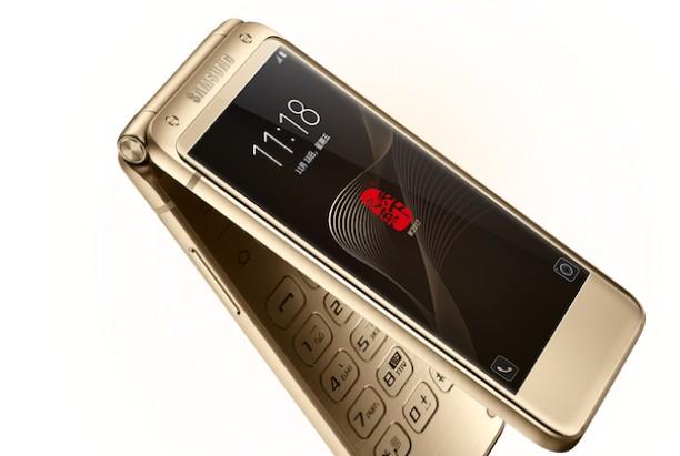 Samsung W2017: un clamshell rinnovato!