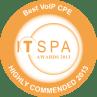 ITSPA award logo