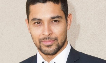 LOS ANGELES, CA - OCTOBER 18:  Actor Wilmer Valderrama attends the Benefit For Ambassadors of Compassion at Hollywood High School on October 18, 2013 in Los Angeles, California.  (Photo by Rodrigo Vaz/FilmMagic)