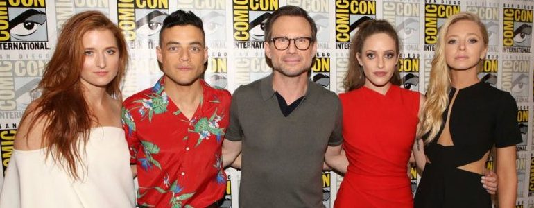 San Diego Comic Con 2016: Il Panel di Mr. Robot